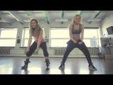 Зумба тренировка под песню Shakira La La La - Очень красивый танец!
