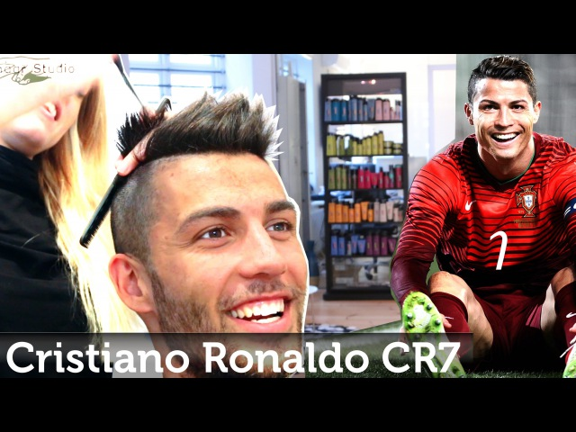 Hairstyle Like Cristiano Ronaldo CR7 | Slikhaar TV 2014 | Men's Hair Inspiration
