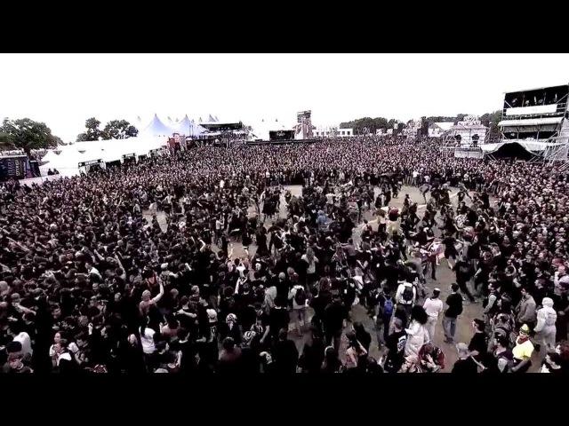 Gojira Hellfest 2013 Where Dragons Dwell