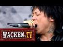 Dir En Grey 2 Songs Live at Wacken Open Air 2011