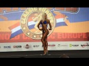Bikini Fitness 169cm Finals @Arnold Europe 2015