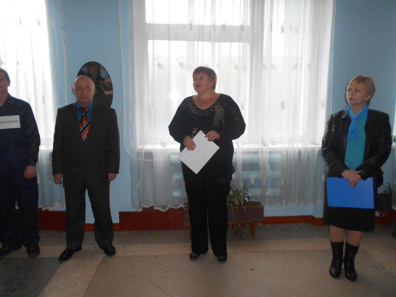 Кучеренко И.В. поздравила студентов колледжа с Международным днём студента