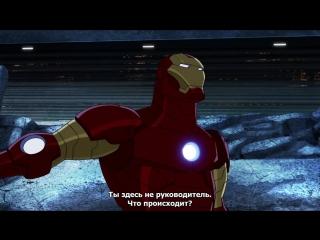 Avengers assemble s02e15