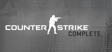 Counter-Strike Complete (CS GO + CSS + CS)