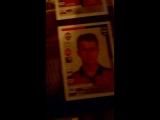Моя коллекция наклеек футбол