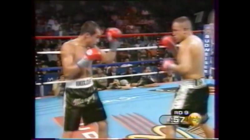 2003-08-16 Juan Manuel Marquez vs Marcos Licona