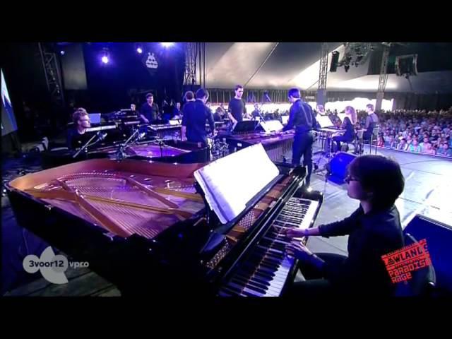 Lowlands 2013 - Steve Reich Ensemble Concert