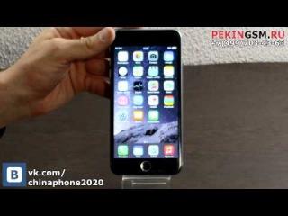 Обзор iPhone 6 Plus MTK 6572