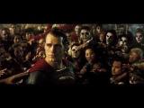 Бэтмен против Супермена — Русский тизер трейлер 2015