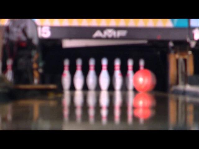 каскадер Эрик Якобус в передаче Time Warp (Искривление времени)