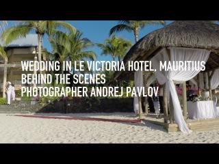 Hochzeit in Le Victoria, Mauritius