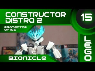 LEGO BIONICLE - Protector of Ice (70782) Review