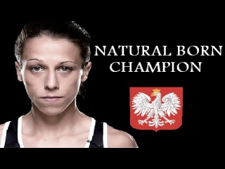 Joanna Jedrzejczyk Highlights- Natural Born Champion 2015