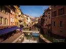 Annecy in Motion - 4K - Timelapse/Hyperlapse