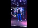 Ваномас зачитал Dance King