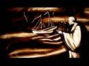 Песочная анимация Святой Николай - Sand Art by Kseniya Simonova