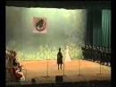 Анс. Алан - Осетинский танец Хонга кафт под народную песню