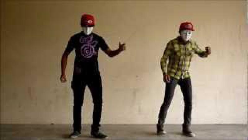 ROBOT DANCE DUBSTEP   EXPERTS   ROQUID