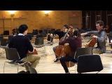 Viva La Vida by Coldplay for 5 Cellos - String Theory