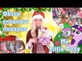 Обзор новогоднего подарка My Little Pony