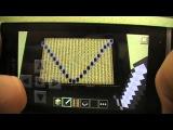 Прикольные штуки в Minecraft PE #2 -  спецэффекты плеера (змейка)