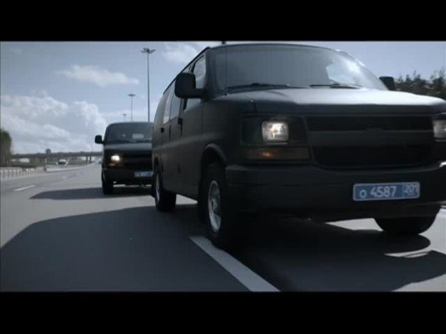 Город особого назначения - Серия 6