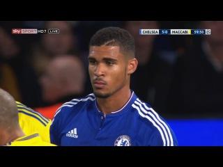 Ruben Loftus-Cheek vs Maccabi (Home) UCL 16/09/2015 HD