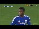 Baba Rahman debut vs Maccabi (Home) UCL 16/09/2015 HD