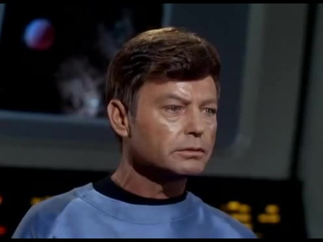 Shut up, Spock, we're rescuing you! (short)