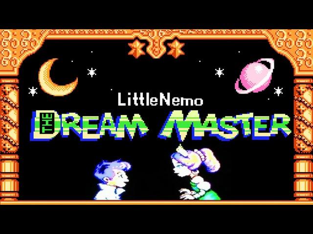 Little Nemo the dream master NES прохождение игры Маленький Немо денди [011]