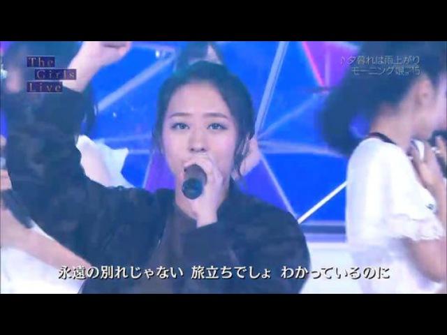 モーニング娘。'15「夕暮れは雨上がり」LIVE Dailymotion動画