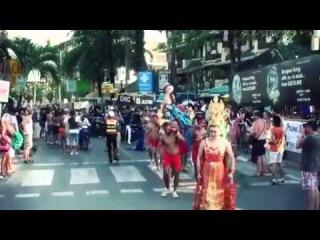 Гей парад в Тайланде )