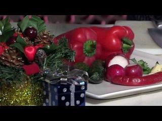 Новый год без лишних калорий - Доброе утро - Видеоархив - Первый канал
