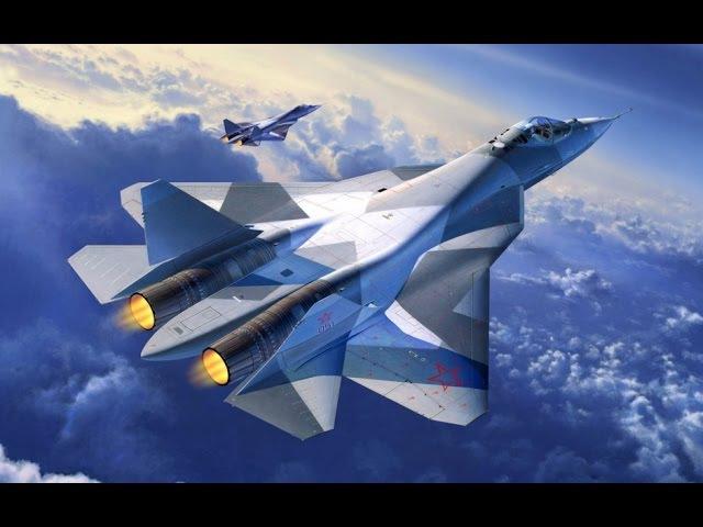 Самолёт-робот ПАК ФА Т-50. В чём сеКРЭТ? Вот что происходит на радио Звезда 19.06.2015