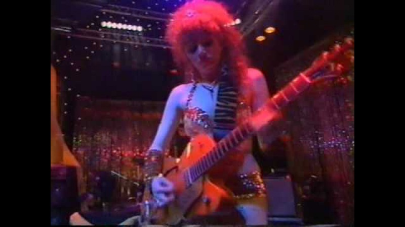 The Cramps live on the Tube 1986, Can Your Pussy Do The Dog