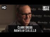 Агенты ЩИТа | Интервью с Кларком Греггом