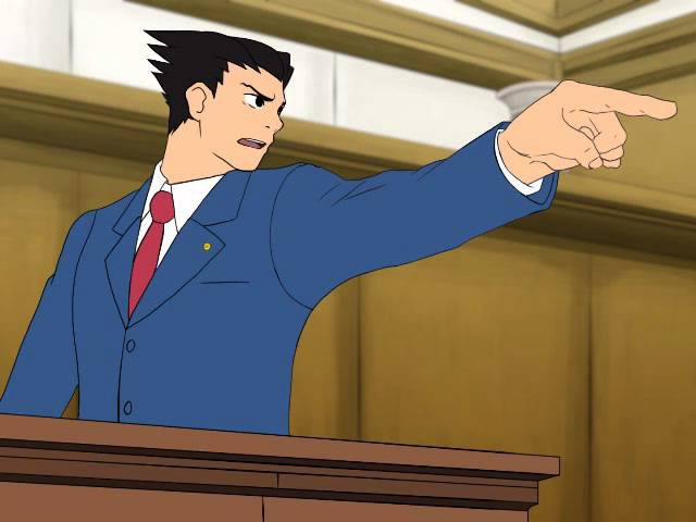 How Everyone Plays Ace Attorney