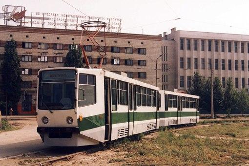 Трамваи 71-611 долгое время