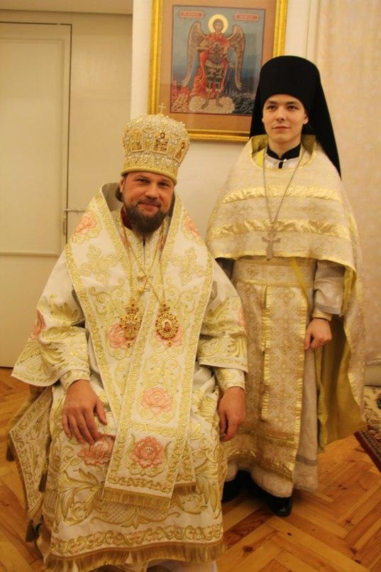 Гомельский епископ гомосексуалист