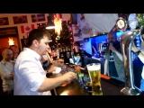 бронепоезд 21 шот + 0.5 пива