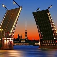 Ночная экскурсия  с разведением мостов