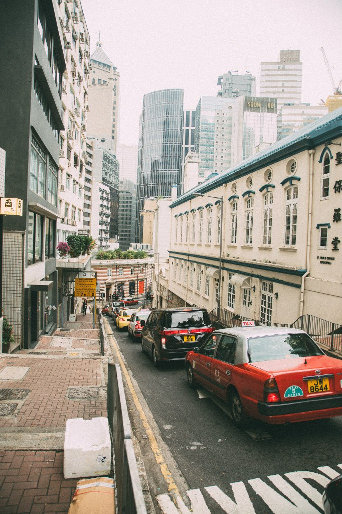 Гонконг в фотографиях.