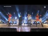 Antonella Ruggiero con Scooter - Ti sento Live