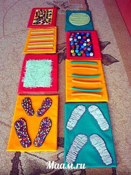 Нестандартное оборудование в детском саду своими руками фото