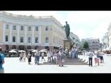 Открытие АРТ-ПИКНИКА в Одессе (промовидео от Телеканала СТБ)