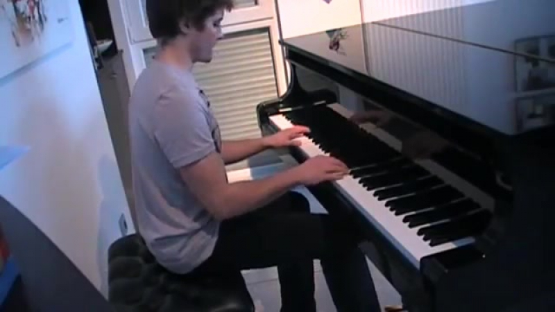 Wind Of Change (Scorpions piano cover)