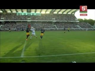 228 EL-2015/2016 Dinamo Minsk - RB Salzburg 2:0 (20.08.2015) 1H