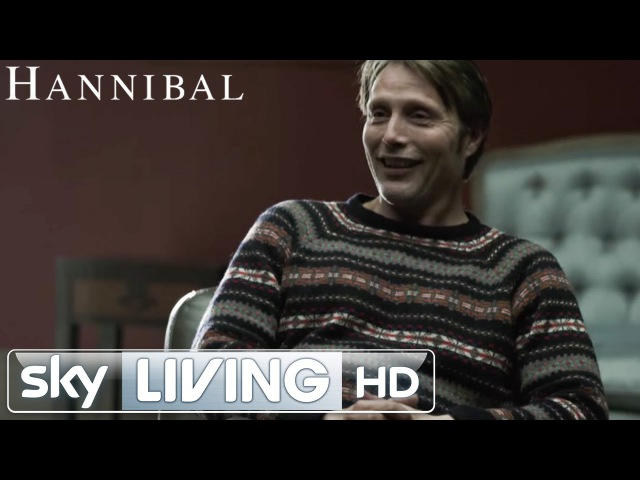 Mads Mikkelsen Post Mortem Interview - Hannibal