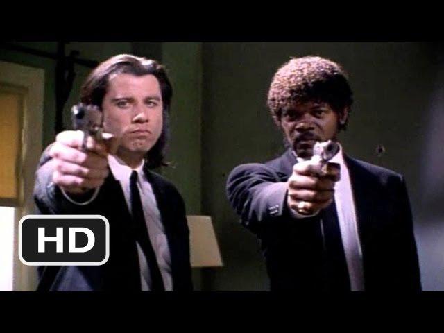Pulp Fiction Official Trailer 1 - (1994) HD