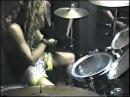 SEPULTURA Rehearsal August 1989 Греются на Шабаше, после рубят свой материал